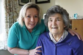 Personal Carer - Part-time, full-time, evenings, weekends