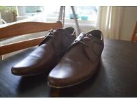 KG by Kurt Geiger Tour Mens shoes Brown size 8.6 EUR 43 RRP£89
