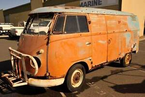 Kombi Split Panel Van Volkswagen Osborne Park Stirling Area Preview