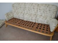Ercol Sofa and Chairs