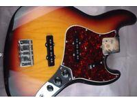 Fender USA Jazz Bass Loaded Body 1998
