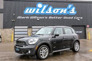 2016 MINI Cooper Countryman COUNTRYMAN S AWD! LEATHER!  PANORAMI
