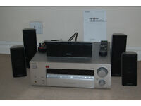 FM Stereo Receiver STR-DB780 Sony Home Theatre and Kenwood Speakers