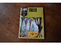 Vintage I Spy Book of Trees