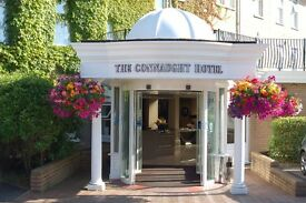 Sales Manager BEST WESTERN PLUS The Connaught