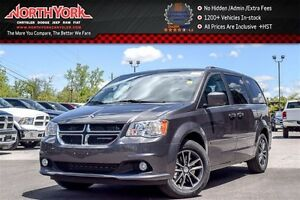 2017 Dodge Grand Caravan SXT Premium Plus New Car|CruiseControl|