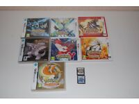Pokemon Games - Nintendo DS, 2DS, 3DS