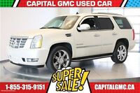 2011 Cadillac Escalade AWD *Leather-Heated Steering Wheel-Side B