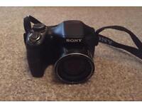 Sony Cyber-shot DSC-H200 - 20.1MP Camera