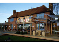 Full/ Part Team Leader - Up to £7.20 per hour - Live Out - Britannia - Marlow, Buckinghamshire