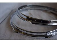 Tama Triple Flange Hoops 12'' 6 Hole