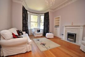 Desirable 2 bedroom main door flat in the heart of Slateford available June – NO FEES