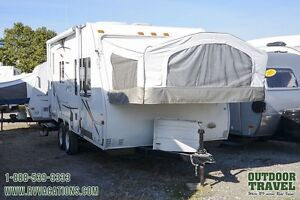 2006 Palomino Stampede 195SD Travel Trailer