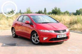 2010 Honda Civic 1.4 i-VTEC Si 5dr 5dr £4695