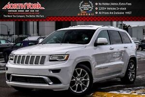 2016 Jeep Grand Cherokee Summit 4x4|Diesel|DVD Screens|Platinum