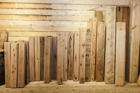beams for stove mantles etc