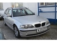 BMW 320D ES TOURING 2004 in Excellent condition with MOT 2017