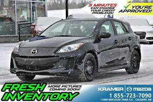 2012 Mazda Mazda3 GS with 6-Speed Manual