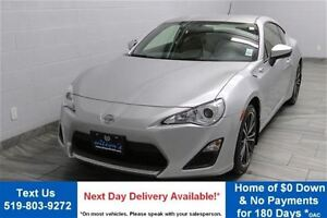 2013 Scion FR-S COUPE w/ 11,000KM! ALLOYS! POWER PACKAGE! AIR CO