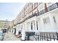 STUNNING 2 DOUBLE BED FLAT TO RENT IN WEST KENSINGTON W14 - HIGH CEILINGS & TONS OF BUILT-IN STORAGE