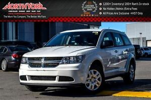 2017 Dodge Journey New Car CVP|Keyless_Go|Dual Climate Cntrl|Pow