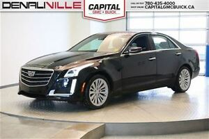 2015 Cadillac CTS Premium AWD NAV-ADAPTIVE CRUISE-HEATED SEATS