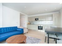 SPACIOUS 2 BEDROOM DESIGNER FURNISHED, BALCONY, EXTENSIVE LEISURE FACILITIES IN ELEPHANT & CASTLE