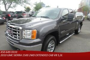 2010 Gmc SIERRA 1500 2WD EXTENDED CAB