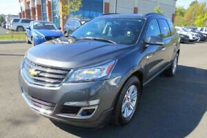 2013 CHEVROLET TRAVERSE AWD LT
