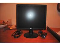 LG PC monitor LCD