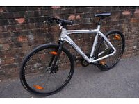 Scott SUB 10 Ten Hybrid / City Bike - Full Deore/XT, excellent cond., serviced!