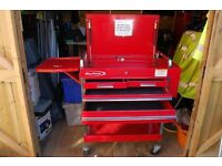 Snap on Roll cart