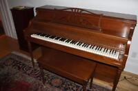 Mason and Risch 1969 Upright