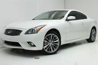 2013 Infiniti G37X S Sport Coupe AWD * Impeccable!!
