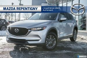 2017 Mazda CX-5 GS *CAMERA, BLUETOOTH, SIEGES CHAUFF*