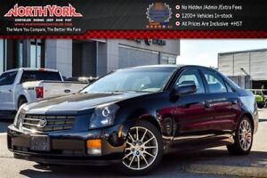 2007 Cadillac CTS AccidentFree|Sunroof|Leather|Sat.Radio|HeatSea