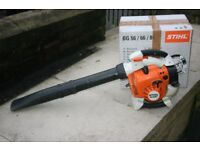 Stihl SH86c hand held garden blower Excellent condition