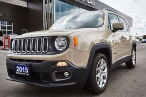 2015 Jeep Renegade Latitude NORTH Edition - GREAT KMS!!