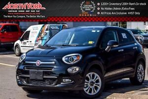 2016 Fiat 500X NEW Car|Sport Manual Bluetooth Sat Radio Keyless_