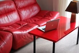 Red Coffee table for sale
