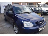 Kia CARENS 2006 In Immaculate condition with MOT Until June 2017