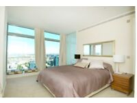 WOW! SPACIOUS 3 BEDROOM WITH BALCONY & EXTENSIVE FACILITIES IN WEST TOWER,PAN PENINSULA,CANARY WHARF