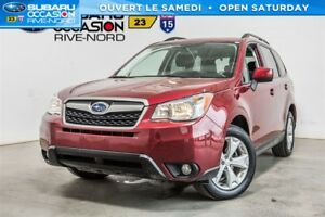 Subaru Forester touring toit.ouvrant+cam.recul+bluetooth 2015