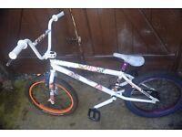 Sunday BMX bike