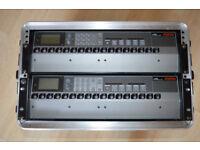 FOSTEX LR16 X TWO, 32-TRACK PORTABLE RECORDING SYSTEM