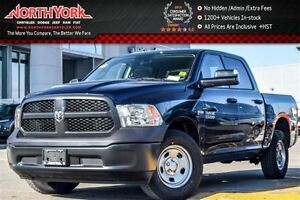 2017 Ram 1500 New Car Tradesman 4x4|Crew|Trailer Tow Pkg.|Backup
