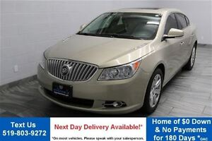 2011 Buick LaCrosse CXL w/ LEATHER! PANORAMIC ROOF! POWER + HEAT