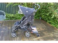Maclaren buggy/stroller techno xt and lascal maxi buggy board