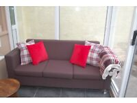 Sofa for Sale - Very Sturdy Solid piece of Furniture