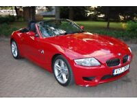Rare! Imola Red BMW Z4M **56000 MILES**Stunning throughout**F.S.H**12 MONTHS MOT**3 OWNERS